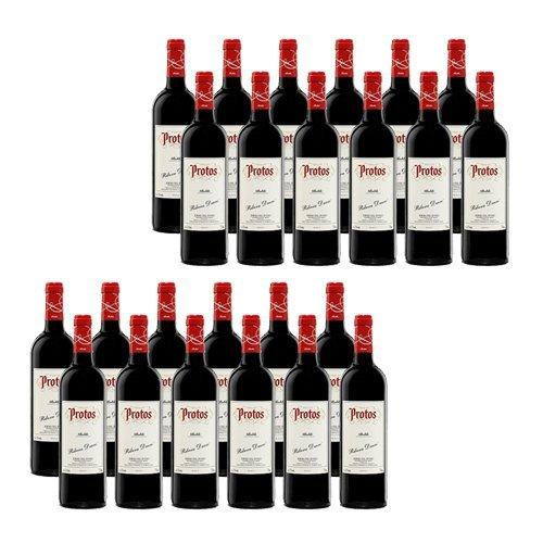 Protos Roble - Vino Tinto - 24 Botellas