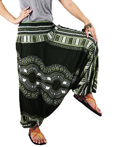 authenticasia-dae-dashiki-collezione-2-in-1-pantaloni-harem-e-tuta-dae-03-green-taglia-unica