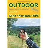 Karte Kompass GPS: Outdoor / Basiswissen für draußen