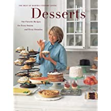 Desserts: Our Favorite Recipes