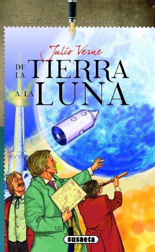 De la Tierra a la Luna por Julio Verne