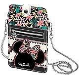 MINNIE - Etui pochette smartphone TROPICAL FLOWERS Minnie Disney