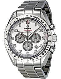 Omega 321.10.44.50.02.001 - Reloj , correa de acero inoxidable