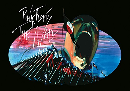 Heart Rock Licensed Bandiera Pink Floyd - Hammers, Tessuto, Multicolore, 110X75X0,1 cm