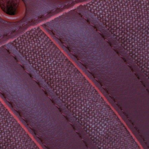 adidas Neo Caflaire Herren Turnschuhe / Schuhe Burgundy