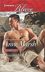 Pleasing Her Seal (Harlequin Blaze) by Anne Marsh (2015-12-15)