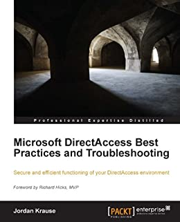 Microsoft DirectAccess Best Practices and Troubleshooting par [Krause, Jordan]