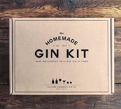 Heim Gin Herstellung Set Heimwerken Gin Herstellung Verpackt Geschenk Set