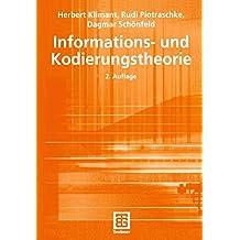 Informations- und Kodierungstheorie