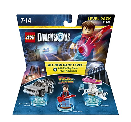 Warner Bros. Interactive Spain (VG) Lego Dimensions - Back To The Future, Marty Mcfly