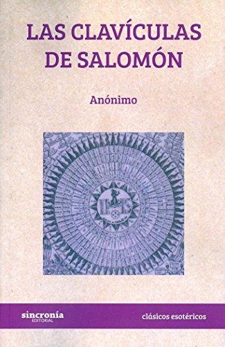 CLAVICULAS DE SALOMÓN, LAS