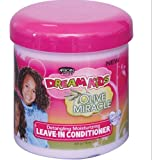 African Pride Dream Kids Olive Miracle Leave-In Conditioner, 15 oz (Pack of 6)