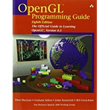 OpenGL Programming Guide: The Official Guide to Learning OpenGL, Version 4.3 (8th Edition) by Dave Shreiner (2013-03-30)