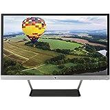 HP Pavilion 24cw 60,45 cm (23,8 Zoll) Monitor (VGA, HDMI, 8ms Reaktionszeit) Schwarz