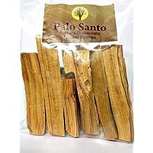 madera de palo santo Bursera Graveolens, bolsa de 100 gr.