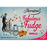 Thorntons - Fudge Vanille - Boite 350 g