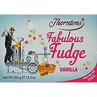 Thorntons Caja de Fudge de Vainilla 350g