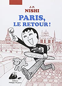 Paris, le retour ! Edition simple One-shot