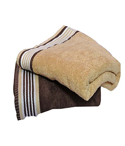 trident-his-her-collezione-set-di-2-asciugamani-da-bagno-in-cotone-qualita-550-g-m-colore-golden-haz