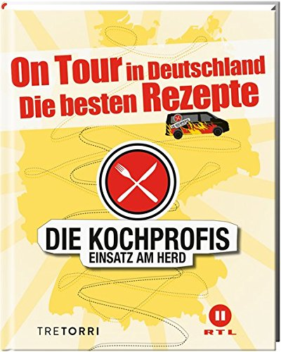 Die Kochprofis 5: On Tour in Deutschland