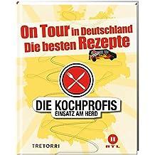 Die Kochprofis 5: On Tour in Deutschland (Die Kochprofis / Unsere Kochschule)