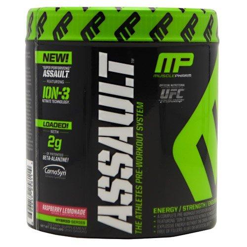 muscle-pharm-assault-raspberry-lemonade-435g-1-lb