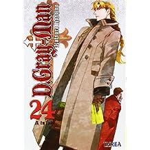 D. GrayMan 24 (Shonen - D.Gray-Man)