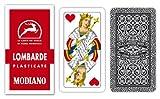 Modiano Lombarde 6 - Carte da gioco regionali