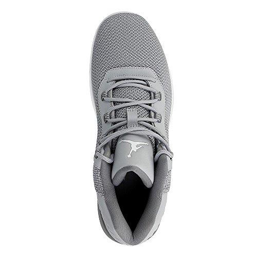 Nike Jordan Academy Bg, Scarpe da Basket Bambino Gris (Wolf Grey / White-Cool Grey)