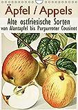 Äpfel/Appels. Alte ostfriesiache Sorten (Wandkalender 2019 DIN A4 hoch): Von Alantapfel bis Purpurroter Cousinot (Monatskalender, 14 Seiten ) (CALVENDO Natur)
