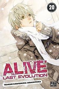 Alive : Last Evolution Edition simple Tome 20