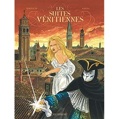 Intégrale Les Suites Vénitiennes - tome 3 - Intégrale Les Suites Vénitiennes 3