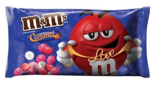 M&M's Caramel Valentine's Love Candy - 10.2oz (289.2g)