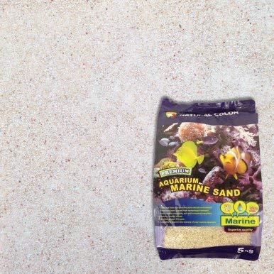 Natural Colour natürlichen Farbe Marine Sand, - Sand Marine