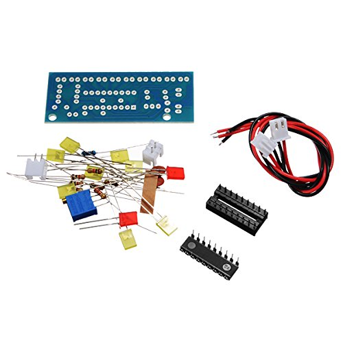 Bluelover Diy Lm3915 Audio Level Indicator Elektronische Produktion Suite Kit