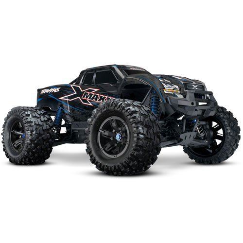 R Brushless Big Monstertruck Wat. + TSM, TQi 8S VXL ()