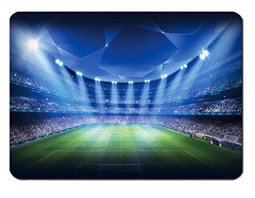 Mauspad Soccer Stadion Design