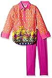 #10: Biba Girls's Salwar Suit Set