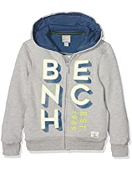 Bench Jungen Sweatshirt Zip Thro Graphic Sweat