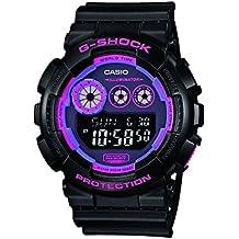 Casio G-Shock – Reloj Hombre Digital con Correa de Resina – GD-120N-1B4ER