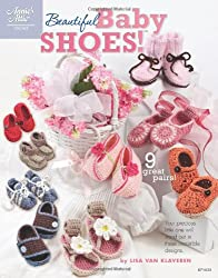 Beautiful Baby Shoes! (Annie's Attic: Crochet)