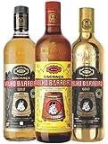 VELHO BARREIRO Cachaca Tasting Pack 3 Bottles