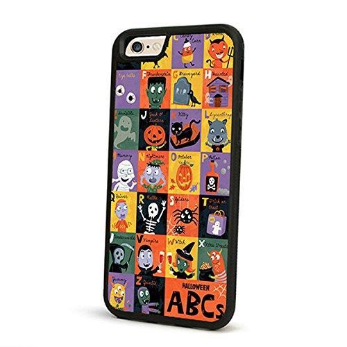 Mode Case Halloween TPU souple couverture arrire pour iPhone 6 Plus 6S plus couleur 10