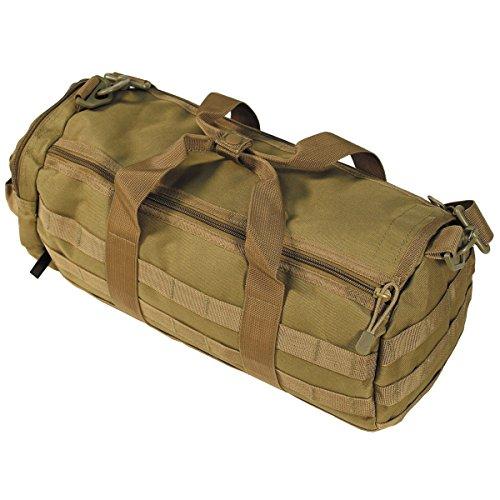 BKL1® Einsatztasche rund MOLLE BW Outdoor Coyote Werkzeugtasche 1766