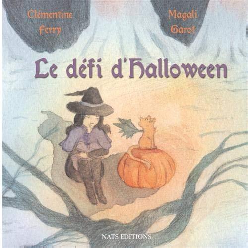 Le défi d'Halloween (Le Chat Dhalloween)