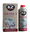 K2 MILITEC METAL Treatment Conditioner Engine Revitaliser Oil Diesel Gear Box Additive Reduce