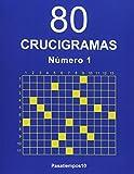 80 Crucigramas - N. 1: Volume 1