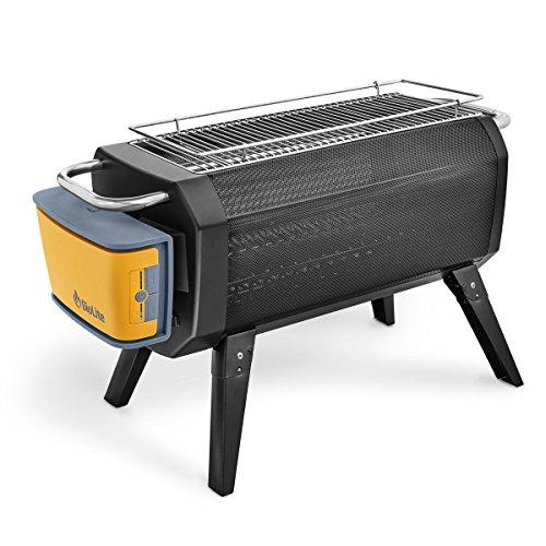 BioLite FirePit Outdoor Rauchfreie Grill- und Feuerstelle
