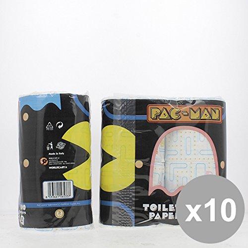 set-10-world-c-carta-igienica-4-rotoli-pacman-prodotti-per-il-bagno