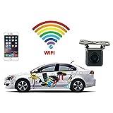 telecamera di retromarcia Wi-Fi–Wireless–Android E iOS–aiuto di parcheggio–ITK Technology